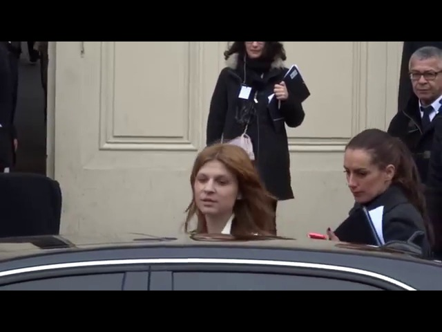 CLEMENCE POESY @ CHANEL FASHION SHOW IN PARIS by MinVIPELF ®「 MAIGANE 」2016 160126