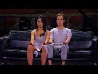 Танцы: Таня Рыжова и Тимофей Пименов (Alekseev – Пьяное солнце) (сезон 2, серия 16)