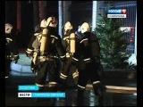 В Ессентуках горел санаторий