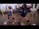 Ani Chxeidze Nini Bregvadze (Irakli Pipia Choreograpy) ♥ Burn up the dance