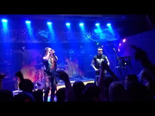 Alien Vampires – Nuns Are Pregnant (The Medium Is Born) (Live at ROCK HOUSE club, Moscow 13.05.2016)