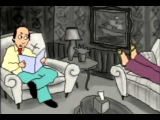 Dr. Katz Professional Therapist Pot-Bellied Pigs Episode 1 of 81 cartoons