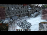 World Of Tanks Яга Е 100 Решает Вопросы 10 Фрагов и 10,300 Урона на Jagdpanzer E 100