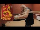 Упражнение на скорость ударов руками Boxing Hand speed rate