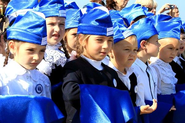В Севастополе сорвалось масштабное издевательство над детьми «во славу» путинской расеи