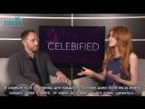 Shadowhunters Star Katherine McNamara Previews Freeform's New Scifi Drama [RUS SUB]