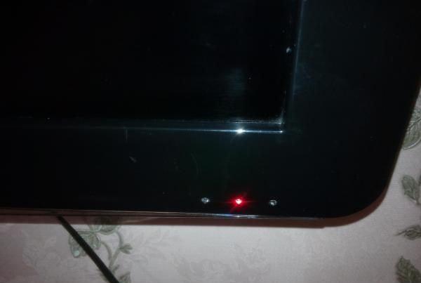 Телевизор в режиме ожидания