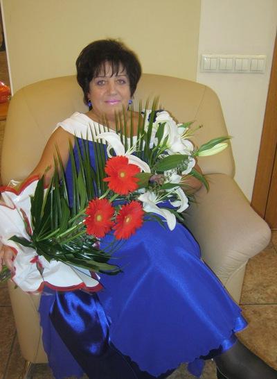 Галина Полусветова