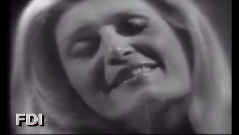 Dalida ♫ Parle plus bas (live) 07/06/1973 Cadet rousselle (2e chaine)