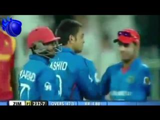 Afghanistan vs Zimbabwe 5th ODI 6 Jan 2016