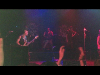 Abney Park - Out of Darkness (Live SPb 15.04.16)