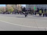 День посвященный погибшим в ДТП г.Шымкент