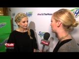 Sarah Michelle Gellar - interview for Etalk