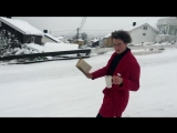 Как пьют утром кофе в Норвегии.