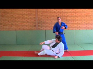 One of the easiest entries into Osoto gari