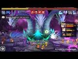 Summoner war Rift of Worlds Raid Boss level 4