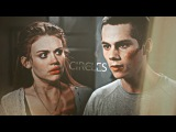 stiles &amp lydia  we're burning out