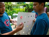 Eco-Cooler  Grey Dhaka unveils worlds first zero-electricity air cooler made from plastic bottles