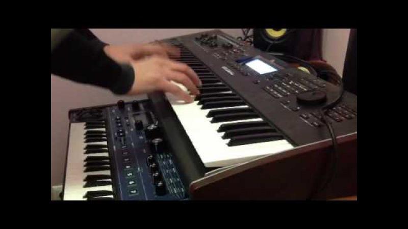Kurzweil PC3K The fate voice; Голос судьбы Артур Архангельс
