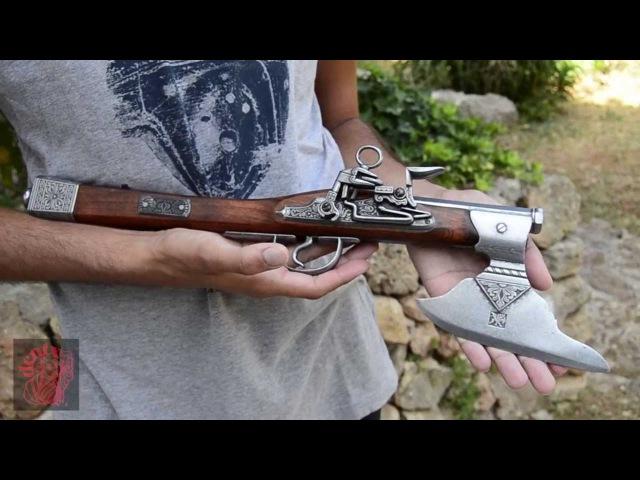 Denix Axe-Pistol, Germany 17th. C  History Porn