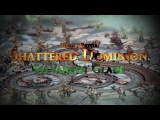 How to paint a Shattered Dominion board - Sylvaneth Glade.