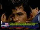 Марко Антонио Баррера - Эрик Моралес (1-й бой)