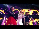 Ellie Goulding met Melissa Janssen en Maan – Love Me Like You Do (The voice of Holland | Liveshow 3)