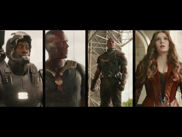 The Avengers: Earth's Mightiest Heroes (MCU Music Video)