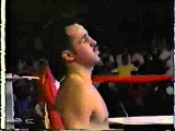 Oscar De La Hoya V Clifford Hicks