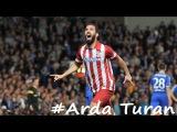 Arda Turan красивый расы.финты.голы
