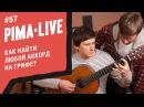 Как найти любой аккорд на Грифе Уроки гитары