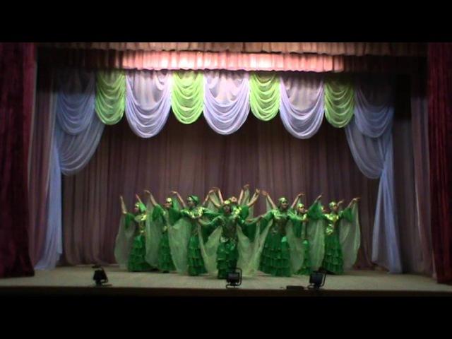 Хореографический коллектив Нурлы- Кайтыр кошлар (Перелетные птицы)