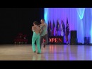 2013 SHOWCASE Champions Benji Schwimmer and Torri Smith US Open Swing Dance Championships
