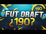 FIFA 16 / КАК СОБРАТЬ ДРАФТ 190 ?