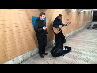 Вадим Диякевич и Дима ДыМ -Это был Дождь(Noize MC)