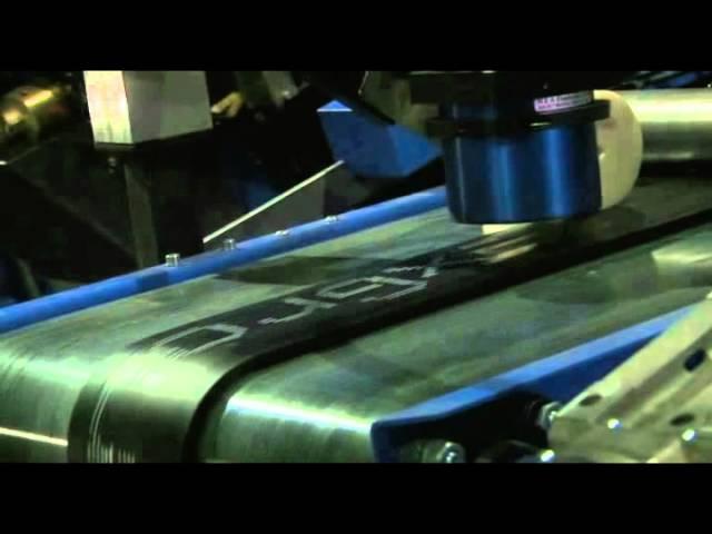 Запуск новой линии стрейнирования на ОАО Саранский завод Резинотехника