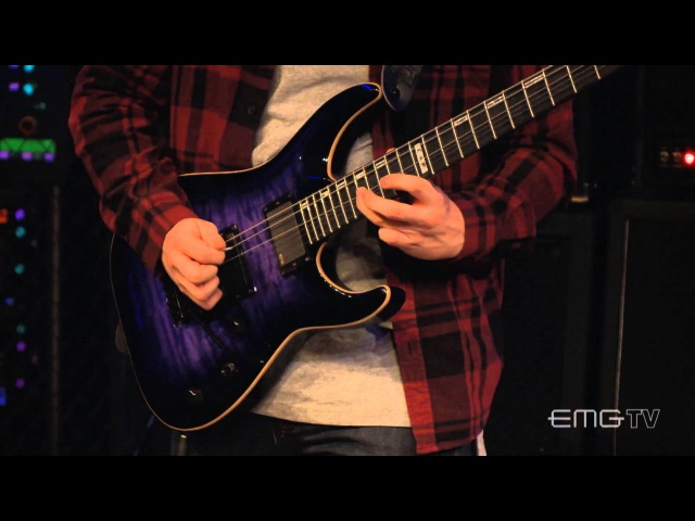 Cole Rolland performs Canon Rock featuring E Rock on EMGtv
