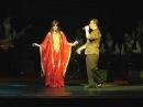 Fatima Braga with Tony Mouzayek - Azez Alaya- khaliji