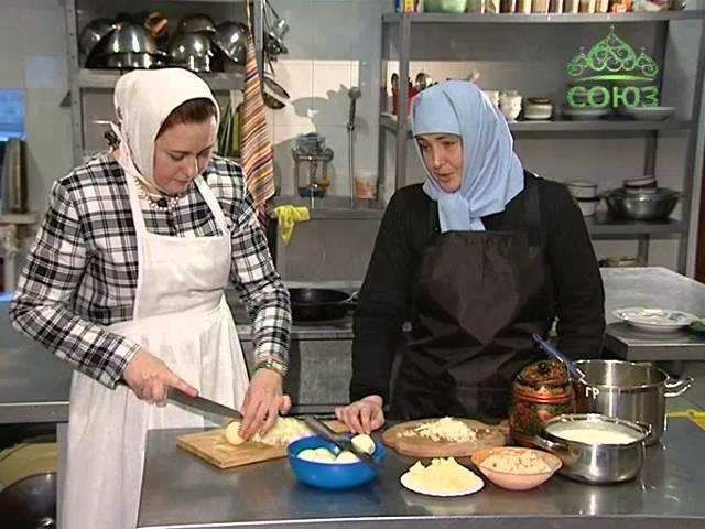 Кулинарное паломничество. От 17 февраля. Готовим архиерейский суп