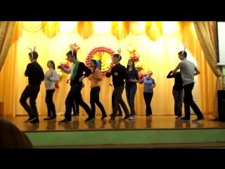 Веселый Танец Зайчиков