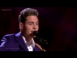 Douwe Bob - Slow Down (The Netherlands) Нидерланды - Дауэ Боб Live at Semi - Final 1 Eurovision Евровидение 2016 финал