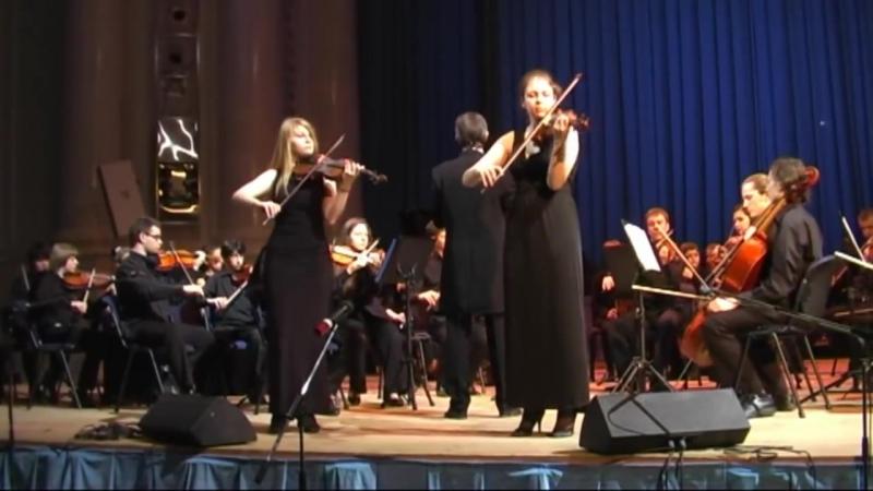 Chamber Orchestra of Mravinsky School of Arts. Сharity Concert . 2.