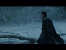 Game of Thrones Season 6 Episode 1 - Sansa and Theon