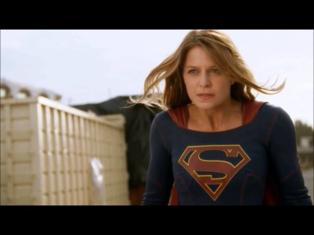 Supergirl Fight Song