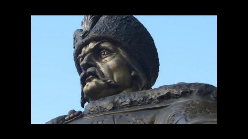 Порошенко открыл памятник «ясновельможному гетману» Мазепе