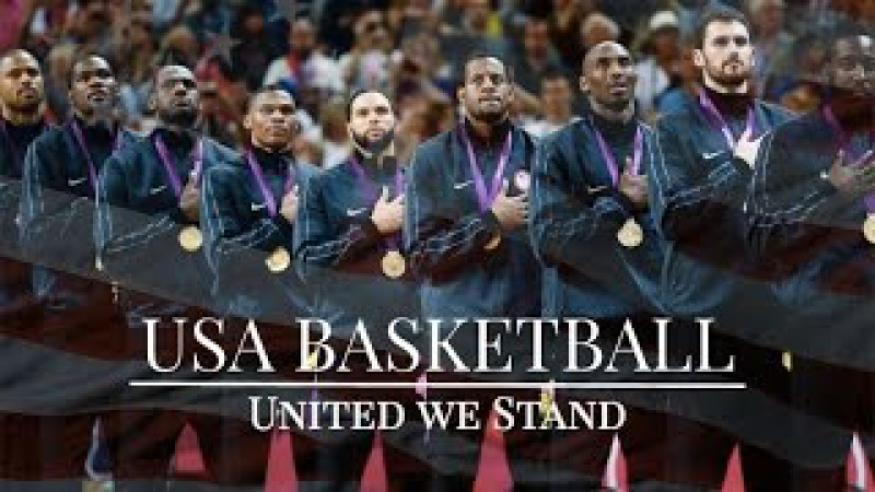 2016 Olympics    Team USA Basketball - United We Stand ᴴᴰ