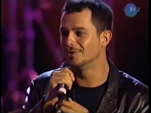 Alejandro Sanz - Corazón Partio WORLD MUSIC AWARDS IN MONACO 1999