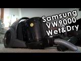 Samsung VW9000 Wet & Dry - Twardy reset