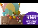 [LakomkaVK] Easy Easter Cake: Easter Candy Kabobs