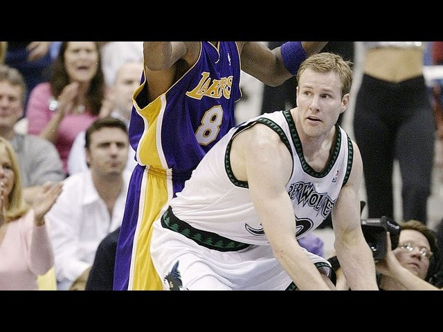 Fred Hoiberg 14 pts vs Lakers 29.05.2004